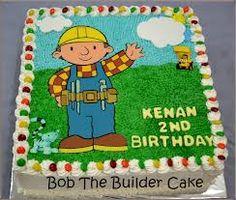 bob the builder cake - Google Search