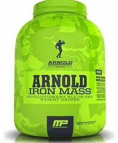 Arnold Series Iron Mass 2.2kg Vanilla Arnold Schwarzenegger has teamed up with MusclePharm scientists to create a revolutionary weight gainer. In order to stimulate rapid muscle growth (and do this without spurring fat development) it tak http://www.comparestoreprices.co.uk/muscle-toning-equipment/arnold-series-iron-mass-2-2kg-vanilla.asp