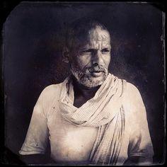 Portraits. Wakil ji. #Biharodyssey #storyteller #Documentary #photojournalism #dailylife #reportage #Reportagespotlight #iphoneography #monochrome #portraits #people #bnw #tintype #Hipstamatic #men #theruralife #fashion #desi #style #face #bihar by chetankumarstudio