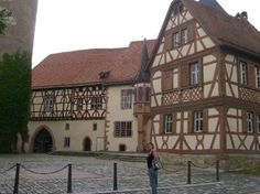 Bavarian House in Germany...