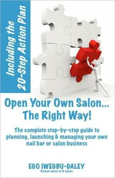 Epiphany Salon Business Plan  Ideas    Business
