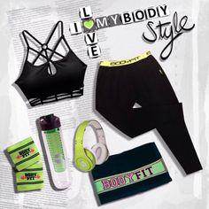 #NewSet #BodyFit #ExerciseYourStyle
