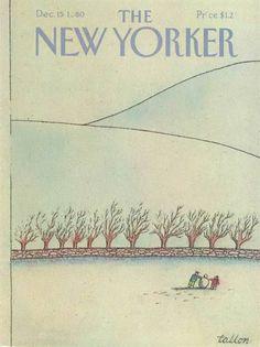 The New Yorker, December 15, 1980 - Robert Tallon