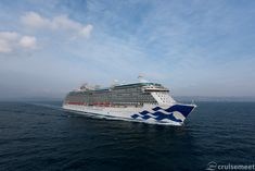 Cruise Ship profile of Princess Cruises' Majestic Princess. Restaurants, bars, deck plans and onboard facilities. Photo and video tours, history and facts.