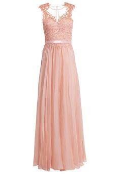 Ballkleid - apricot - Zalando.de. Apricot Kleider  Feine Kleider · Lange  Kleider ... 4596d6c2b4