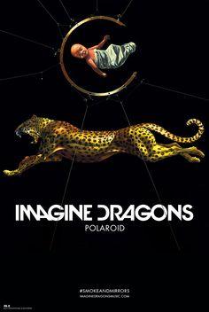 Polaroid Exclusive Lithograph | Imagine Dragons