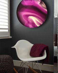 Pretty painting for a lovely lady | #art #artist #resinart #artlife #artwork…