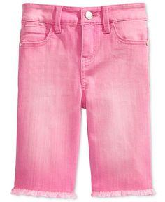 Celebrity Pink Bermuda Shorts, Big Girls (7-16)