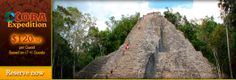 Coba Expedition