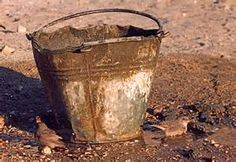 old bucket - - Yahoo Image Search Results