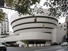 Solomon R. Guggenheim Museum, NY | by grytr