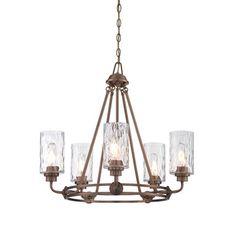 Designers Fountain Gramercy Park 5 Light Candle Chandelier & Reviews | Wayfair