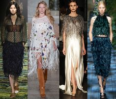 Fringe: Well this trend is not limited to your handbags anymore.