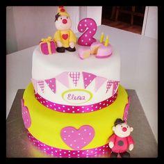Birthday Decorations, Bakery, Birthday Cake, Cupcakes, Party, Desserts, Inspiration, Om, Summer