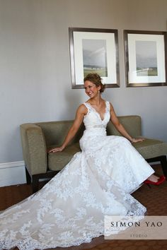 simonyao.com  Columbus Wedding Photographer  #weddinggown