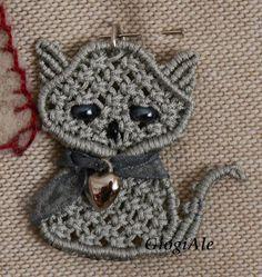 Gato macrame