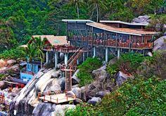 Koh Tao : Ao Muong Resort Diving Overview