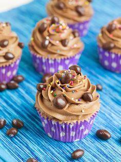 Objetivo: Cupcake Perfecto. Cupcakes de conguitos