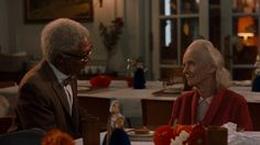 Daisy Werthan: You're my best friend. Hoke Colburn: No, go on Miss Daisy. Daisy Werthan: No, really, you are. Driving Miss Daisy, All Movies, Most Favorite, Filmmaking, Best Makeup Products, I Am Awesome, Best Friends, Drama, Romance