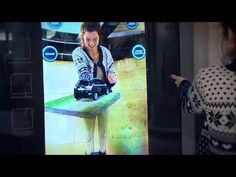 Ford C-MAX Reality Outdoor Campaign powered by D-IMager - YouTube