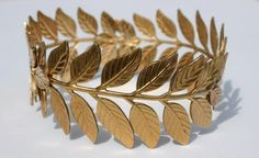 leaf jewels