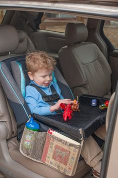 28 star kids snack play travel tray black car seat travel trays