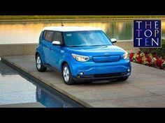 The Top Ten Best Electric Car