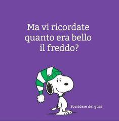 Italian Humor, Comics, Sayings, My Love, Fictional Characters, Charlie Brown, Italy, Smile, Frases