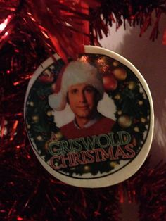 Griswold Christmas Vacation  Ornament by UberDorkDesigns on Etsy