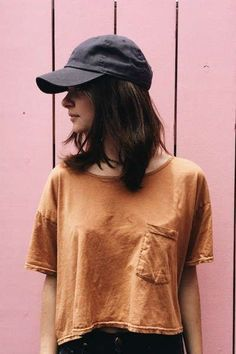The Best 91 Tomboy Outfit Ideas Anyone Can Wear tomboy outfits tomboy outfits ideas tomboy . Tomboy Outfits, Tomboy Fashion, Look Fashion, Teen Fashion, Cap Outfits, Boyish Outfits, Classic Fashion, Estilo Tomboy, Cap Girl