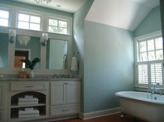 Home Renovation and Addition in Decatur - traditional - bathroom - atlanta - Soorikian Architecture
