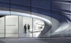 ROCA London Gallery - Interior Design - Zaha Hadid Architects