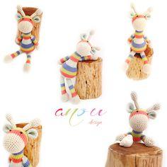 Crochet giraffe by Anou Design www.facebook.com/anoudesign