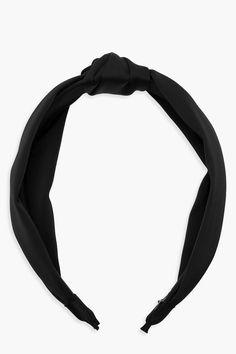 Womens Satin Twist Knot Headband - black - One Size Pastel Nail Polish, Pastel Nails, Satin, Body Glitter, Headbands For Women, Knot Headband, Oversized Sunglasses, Cute Bags, Diamond Are A Girls Best Friend