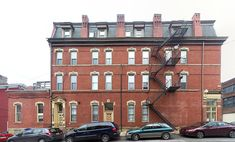 Second-Empire Building in Lower Lawrenceville | Father Pitt