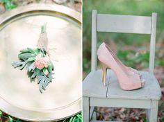 Photo Fridays | Romantic Styled Anniversary Shoot
