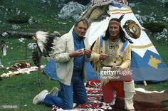 Nachrichtenfoto : Harald Leipnitz, Pierre Brice,...