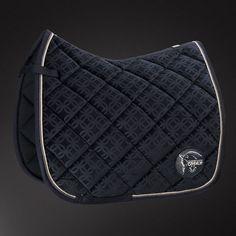 Eskadron Saddle pad Velvet Ornaments (Platinum Ltd. Eskadron Platinum, Louis Vuitton Monogram, Louis Vuitton Damier, Dressage Saddle, Saddle Pads, Velvet, Horses, Ornaments, Pattern