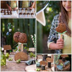 Sucettes-cookies des écureuils Cookies Et Biscuits, Kids Meals, Vegan, Low Carb, Candy, Healthy, Birthday, Sweet, Desserts