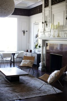 Rue Magazine (September 2012 Issue). Interior Design by Soledad Alzaga. Photography by Emily Johnston Anderson.