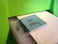 """Trick to using smaller Cuttlebug folders, or for that matter, border embossing folders. stack of cardstock that is the same depth as the """"B"""" plate of your cuttlebug and is slightly smaller than the embossing folder. Card Making Tips, Card Making Tutorials, Card Making Techniques, Making Ideas, Cricut Cuttlebug, Cuttlebug Machine, Cuttlebug Embossing Folders, Shilouette Cameo, Embossing Techniques"""