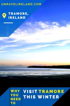 why YOU need to visit Tramore, Co. Waterford this Winter - Unravel Ireland Irish Proverbs, Seaside Towns, Beach Walk, Staycation, Ireland, To Go, Places To Visit, Posts, Winter