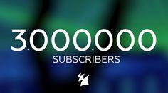 3 Million Subscribers! - Do You Remember These Music Videos? Armin Van Buuren, Leiden, Electronic, Do You Remember, Music Videos, Dj, Youtube, Trance Music, Musica