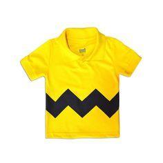 Charlie Brown - Peanuts • Esta camiseta infantil você encontra em www.cutscene.com.br • snoopy • minduim • zigzag tshirt • movies • cinema • camiseta • camisetas • filme • cartoon • polo charlie brown • yellow tshirt