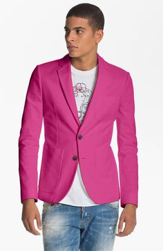 Dsquared2 Summer Blazer available at #Nordstrom