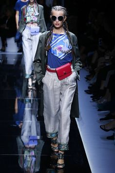 Emporio Armani | Ready-to-Wear Spring 2017