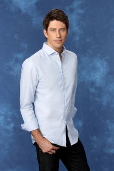 Arie from The Bachelorette Season 8.
