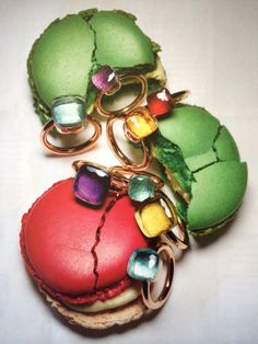 rings by Pomellato