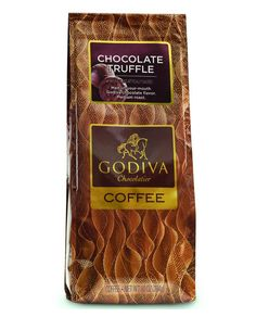 Godiva Chocolatier Chocolate Truffle, Coffee