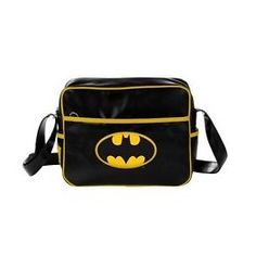 Tracolla Batman € 44 http://www.cartolibreriariosto.it/index.php?id_product=121&controller=product